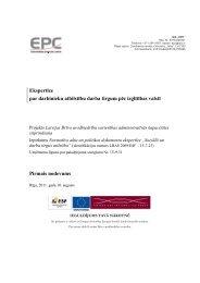 Ekspertīze par darbinieku atbilstību darba tirgum pēc izglītības valstī ...