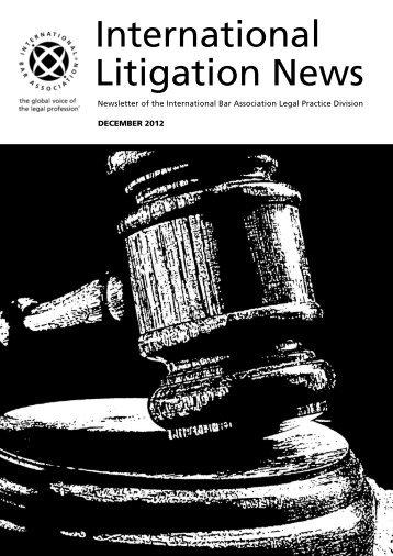 Arbitration agreements in insolvency proceedings - Pérez-Llorca