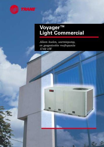 Voyager™ Light Commercial