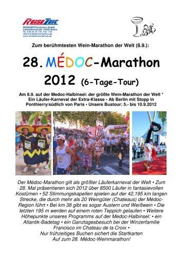 Zum Berühmtesten Wein-Marathon der Welt - REISEZEIT Tourismus ...