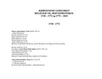 Bjornemose 1720-1772.pdf
