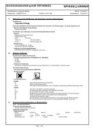 Cuprozin flüssig - BIOFA