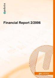 Financial Report 2/2006