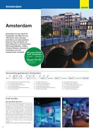 Amsterdam - Reisen & Freizeit TCS