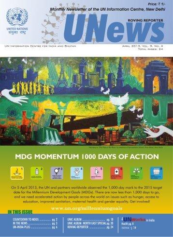 Apr 2013, Vol:9, No. 4 - UNICs