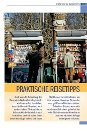 Praktische reisetiPPs - Reise Know-How