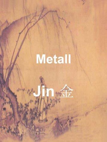 Wandlungsphase Metall