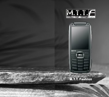 M.T.T. Fashion - Mobile Tout Terrain