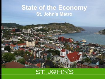 State of the Economy 2015 (April)