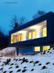 Projekt Einfamilienhaus Füglistaler - Renggli AG
