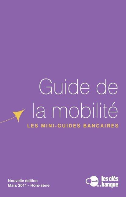 Guide De La Mobilita C Cra C Dit Mutuel