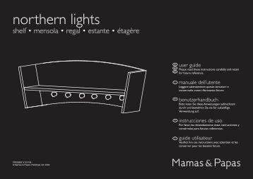 northern lights - Mamas & Papas