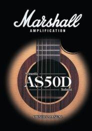 AS50D hbk 2006 - Marshall