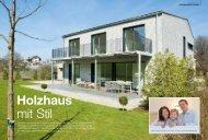 Holzhaus - Renggli AG