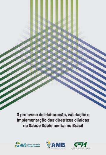 O processo de elaboração, validação e implementação das ...