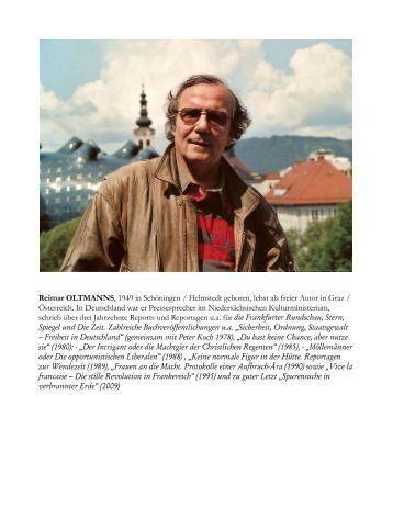 Band 2 - Reimar Oltmanns
