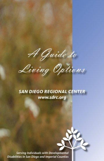 English - San Diego Regional Center
