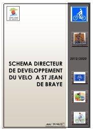 Schéma Directeur pistes et chemins cyclables 2012-2020