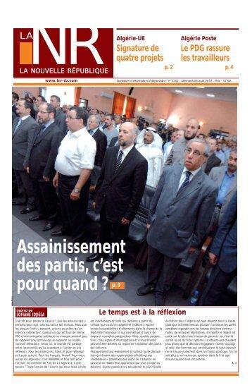 Edition n°4722 - La Nouvelle République