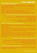 2013 BFTE túranaptár - Bükki Fiatalok Természetjáró Egyesülete - Page 4