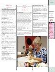 Day by Day Listing of Classes, Luncheons, and Events - Page 4