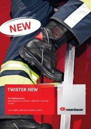 TWISTER NEW - North Fire