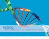 Vision 2015: 2012 update - Division of Science & Research