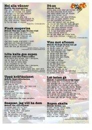 Hej alla vänner Finsk snapsvisa Lilla kalla goa supen ... - Expressen