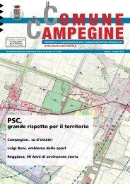 Giugno 2010 - Comune di Campegine