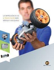 Descargar el folleto de ZPrinter - Z Corporation