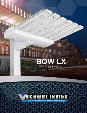 Bow LX - Visionaire Lighting, LLC