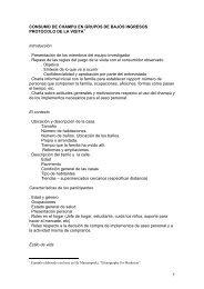1 CONSUMO DE CHAMPU EN GRUPOS DE BAJOS ... - designblog