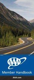 Member Handbook - AAA MountainWest