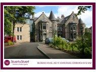 belgrave house, 26d st johns road, edinburgh eh12 ... - Stuart & Stuart