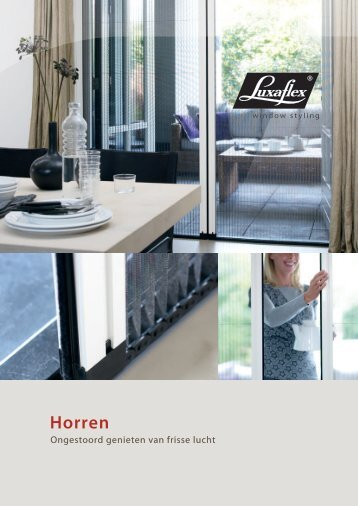 Horren - Luxaflex