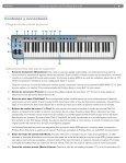 Manual del usuario | ProKeys Sono 61 - M-Audio - Page 7