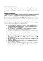 Resume af Spildevandsplan 2010-2012 (pdf 53 kb) - Aarhus Vand