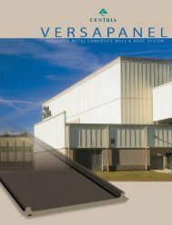INSULATED METAL COMPOSITE WALL & ROOF SYSTEM - 5tco