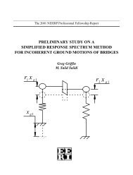 preliminary study on a simplified response spectrum method for ...