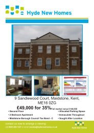 9 Sandlewood Court, Maidstone, Kent, ME16 0ZG - Help to Buy ...