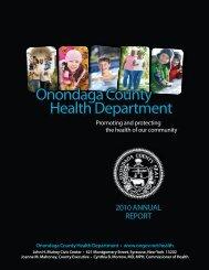 2010 Annual Report - Onondaga County