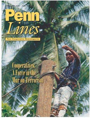 February 2002 - PREA - The Pennsylvania Rural Electric Association