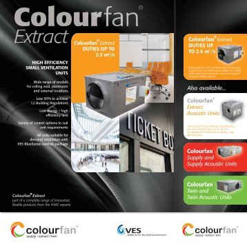 Colourfan Extract - VES