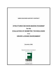 Structured Decision-Making Roadmap for the Evaluation of ...