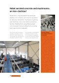 Hebel aerated concrete for musHroom cultivation - Xella UK - Page 2