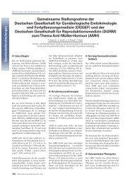 zum Thema Anti-Müller-Hormon (AMH) - Deutsche Gesellschaft für ...