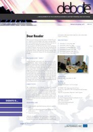 1st newsletter.pdf - Basic information - University of West Hungary