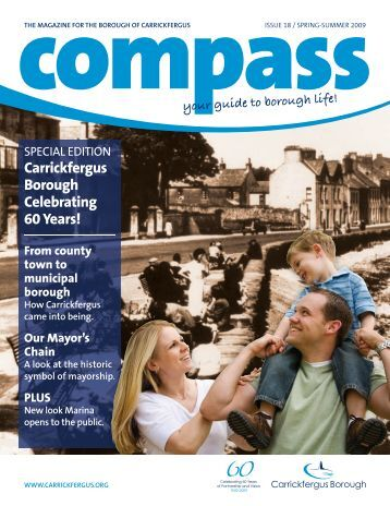 Compass Newsletter - Issue 18 (Spring / Summer 2009)