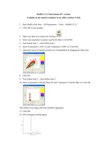 Modfit LT 3.2 Instructions (PC version) Available on the analysis ...