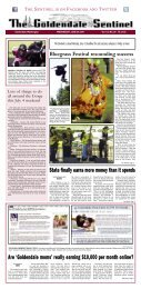 State finally earns more money than it spends - Goldendale Sentinel